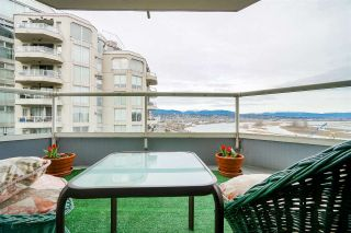 """Photo 20: 1102 69 JAMIESON Court in New Westminster: Fraserview NW Condo for sale in """"Palace Quay"""" : MLS®# R2539560"""
