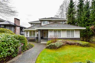 "Photo 1: 7464 BROADWAY in Burnaby: Montecito House for sale in ""MONTECITO"" (Burnaby North)  : MLS®# R2564457"