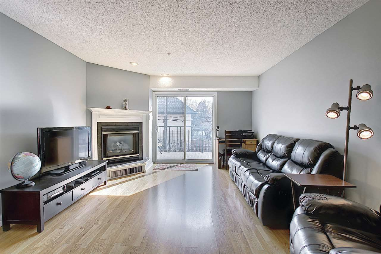 Main Photo: 303 9131 99 Street in Edmonton: Zone 15 Condo for sale : MLS®# E4252919
