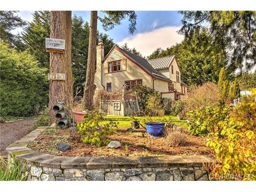 Main Photo: 615 Hallsor Dr in VICTORIA: Co Hatley Park House for sale (Colwood)  : MLS®# 752901