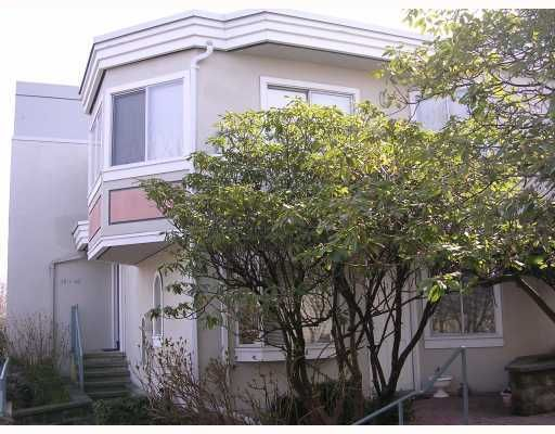 """Main Photo: 1 1182 W 7TH Avenue in Vancouver: Fairview VW Condo for sale in """"SAN FRANCISCAN"""" (Vancouver West)  : MLS®# V769853"""