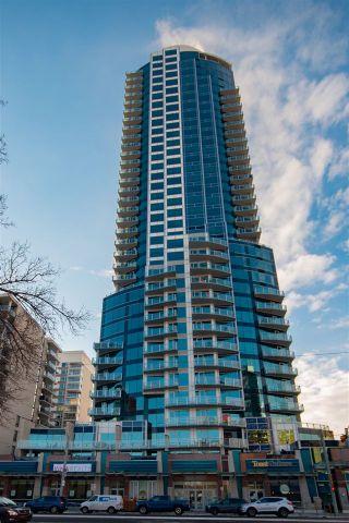 Photo 1: 301 11969 JASPER Avenue in Edmonton: Zone 12 Condo for sale : MLS®# E4218489