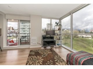 Photo 4: 1001 125 COLUMBIA STREET in New Westminster: Downtown NW Condo for sale : MLS®# R2257276