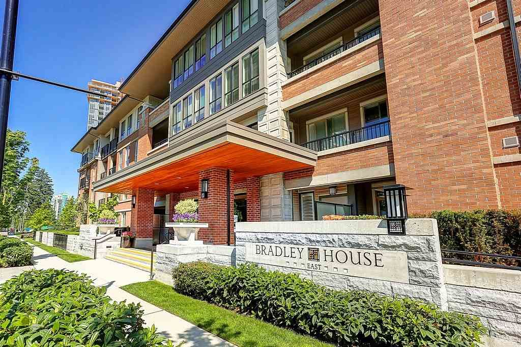 """Main Photo: 108 3107 WINDSOR Gate in Coquitlam: New Horizons Condo for sale in """"BRADLEY HOUSE"""" : MLS®# R2085714"""