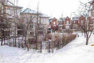 Photo 38: #6 8403 164 Avenue in Edmonton: Zone 28 Townhouse for sale : MLS®# E4229127