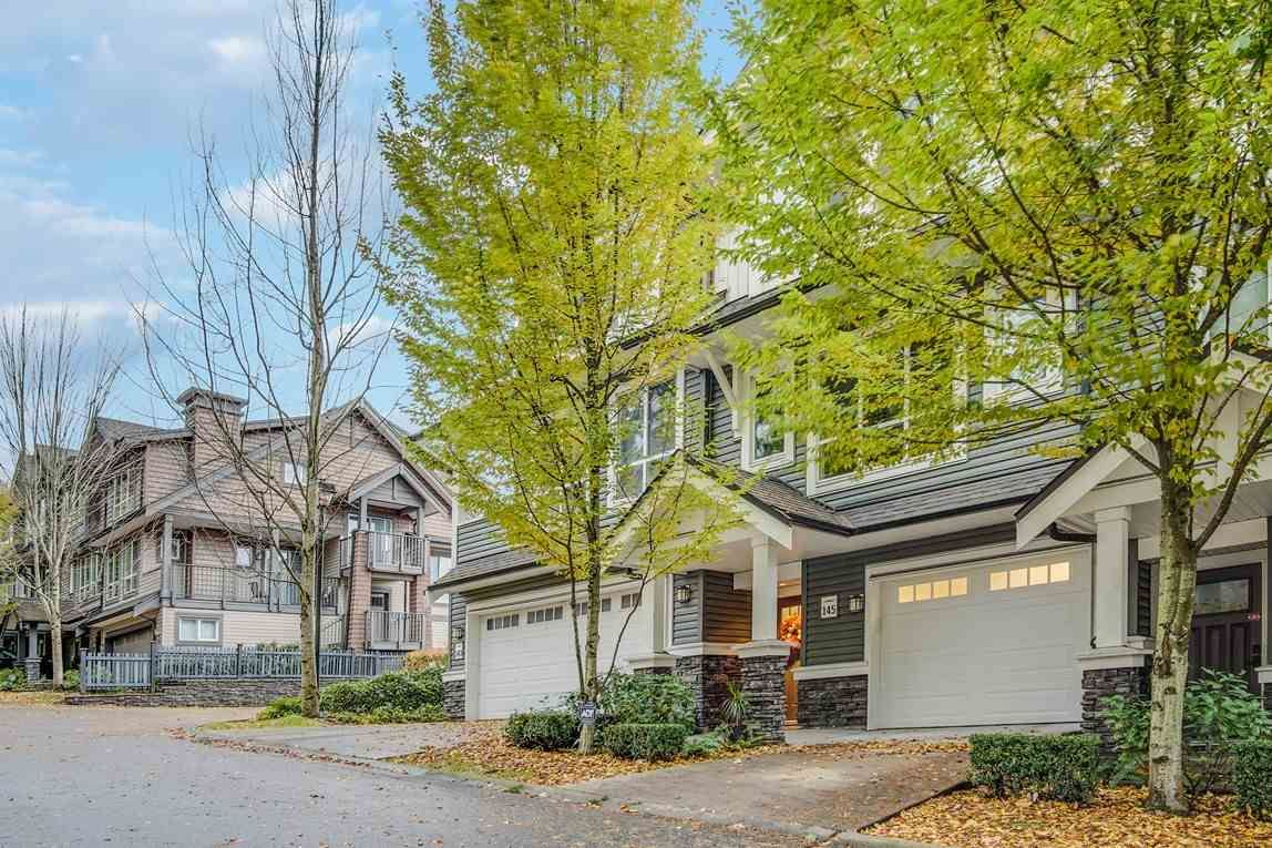 "Main Photo: 145 1460 SOUTHVIEW Street in Coquitlam: Burke Mountain Townhouse for sale in ""CEDAR CREEK"" : MLS®# R2518485"