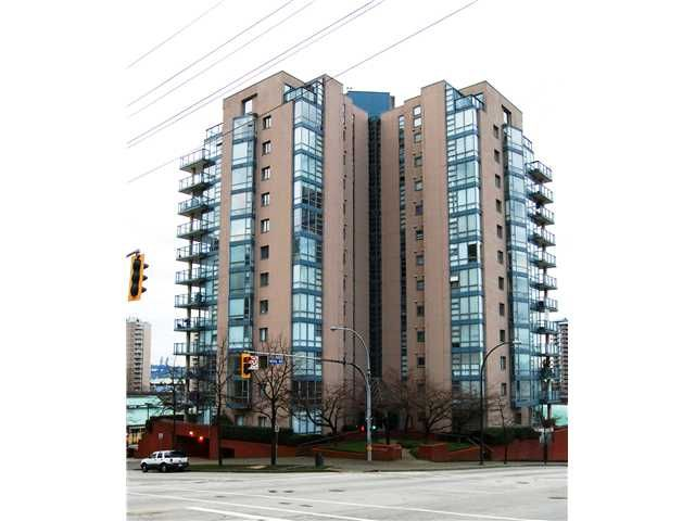 """Main Photo: 405 98 10TH Street in New Westminster: Downtown NW Condo for sale in """"PLAZA POINTE"""" : MLS®# V1002763"""