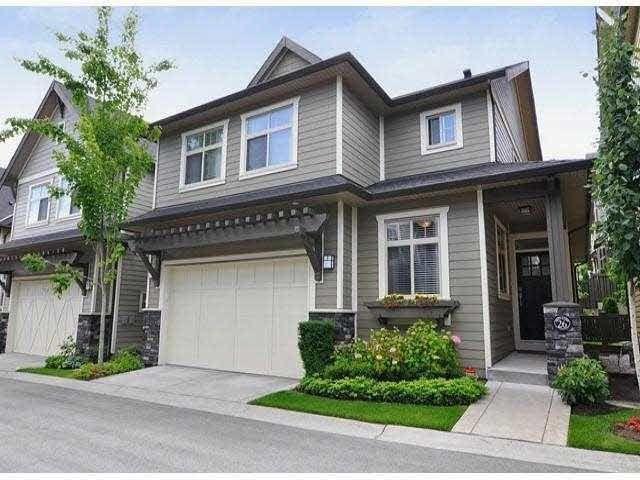 Main Photo: 26 15885 26 AVENUE in Surrey: Grandview Surrey House for sale (South Surrey White Rock)  : MLS®# R2029377