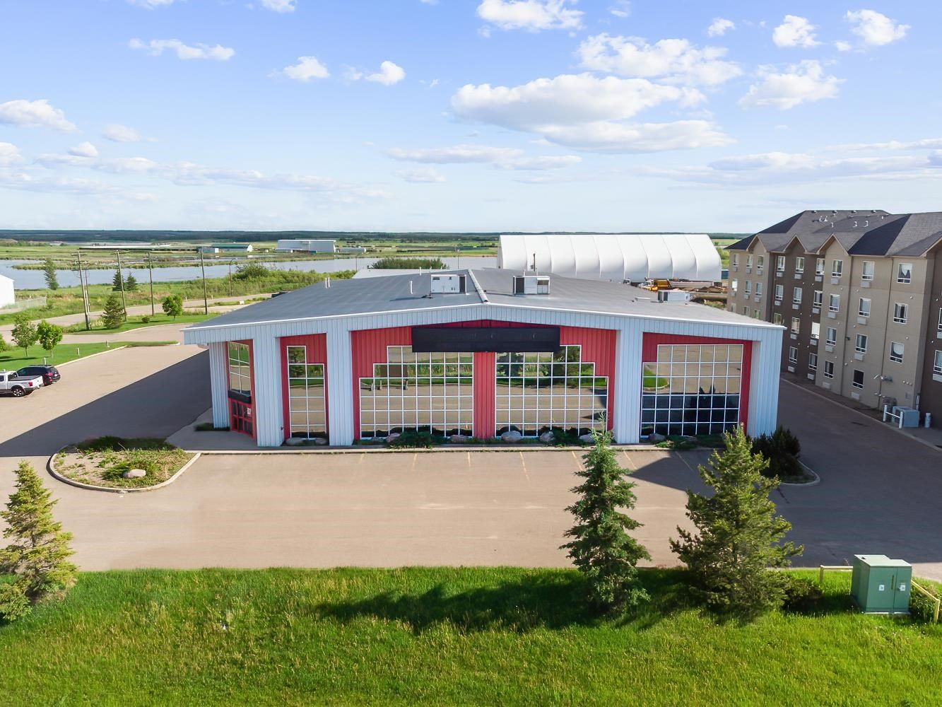 Main Photo: 5806 50th Avenue in Bonnyville Town: Bonnyville Industrial for sale : MLS®# E4248502
