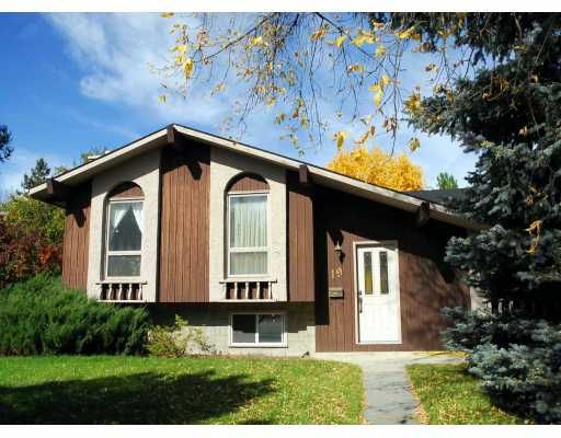 Main Photo:  in CALGARY: Canyon Meadows Residential Detached Single Family for sale (Calgary)  : MLS®# C3232524