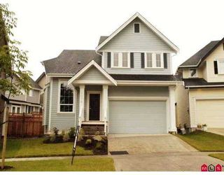 """Photo 1: 6978 179TH Street in Surrey: Cloverdale BC House for sale in """"Provinceton"""" (Cloverdale)  : MLS®# F2715292"""