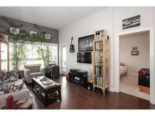 """Photo 5: 416 20219 54A Avenue in Langley: Langley City Condo for sale in """"SUEDE LIVING"""" : MLS®# R2590437"""