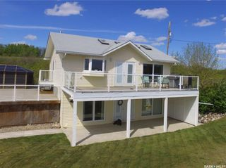 Photo 1: 703 Willow Avenue in Saskatchewan Beach: Residential for sale : MLS®# SK714686