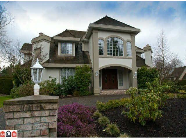 Main Photo: 16730 27TH AVENUE in : Grandview Surrey House for sale : MLS®# F1104046