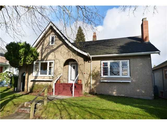 "Main Photo: 319 8 Street in New Westminster: Uptown NW House for sale in ""NE"" : MLS®# V929585"
