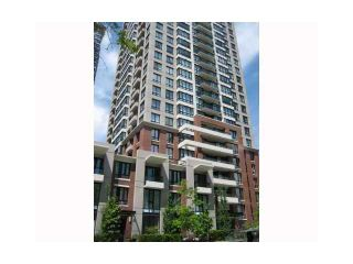 """Photo 1: 1210 909 MAINLAND Street in Vancouver: Downtown VW Condo for sale in """"YALETOWN PARK"""" (Vancouver West)  : MLS®# V854802"""