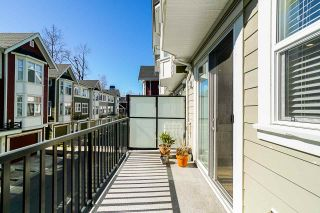 """Photo 19: 73 20852 77A Avenue in Langley: Willoughby Heights Townhouse for sale in """"Arcadia"""" : MLS®# R2394235"""