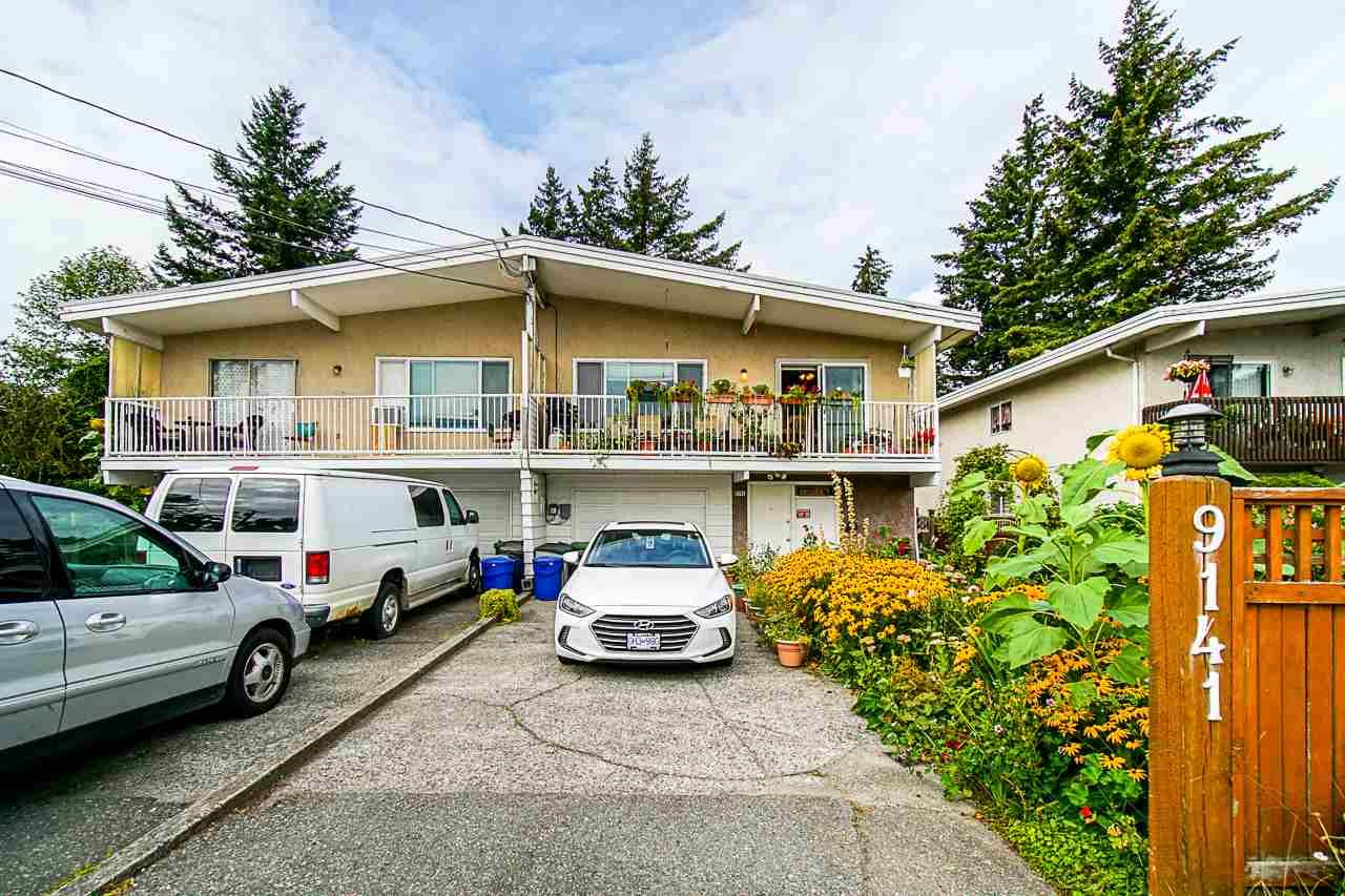 Main Photo: 9139 BROADWAY Street in Chilliwack: Chilliwack E Young-Yale 1/2 Duplex for sale : MLS®# R2553598