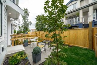 "Photo 20: 37 189 WOOD Street in New Westminster: Queensborough Townhouse for sale in ""RIVER MEWS"" : MLS®# R2461169"