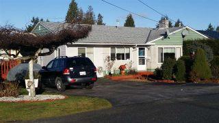 Photo 1: 14165 109 AVENUE in Surrey: Bolivar Heights 1/2 Duplex for sale (North Surrey)  : MLS®# R2032562