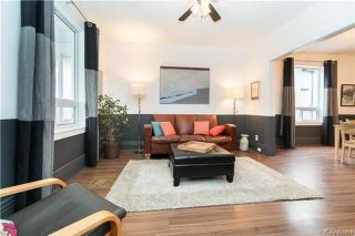 Photo 4: 483 Simcoe Street in Winnipeg: West End Residential for sale (5A)  : MLS®# 1727815
