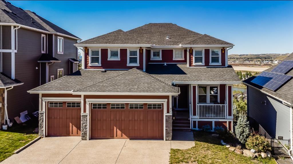 Main Photo: 71 Ridge View Place: Cochrane Detached for sale : MLS®# A1144694