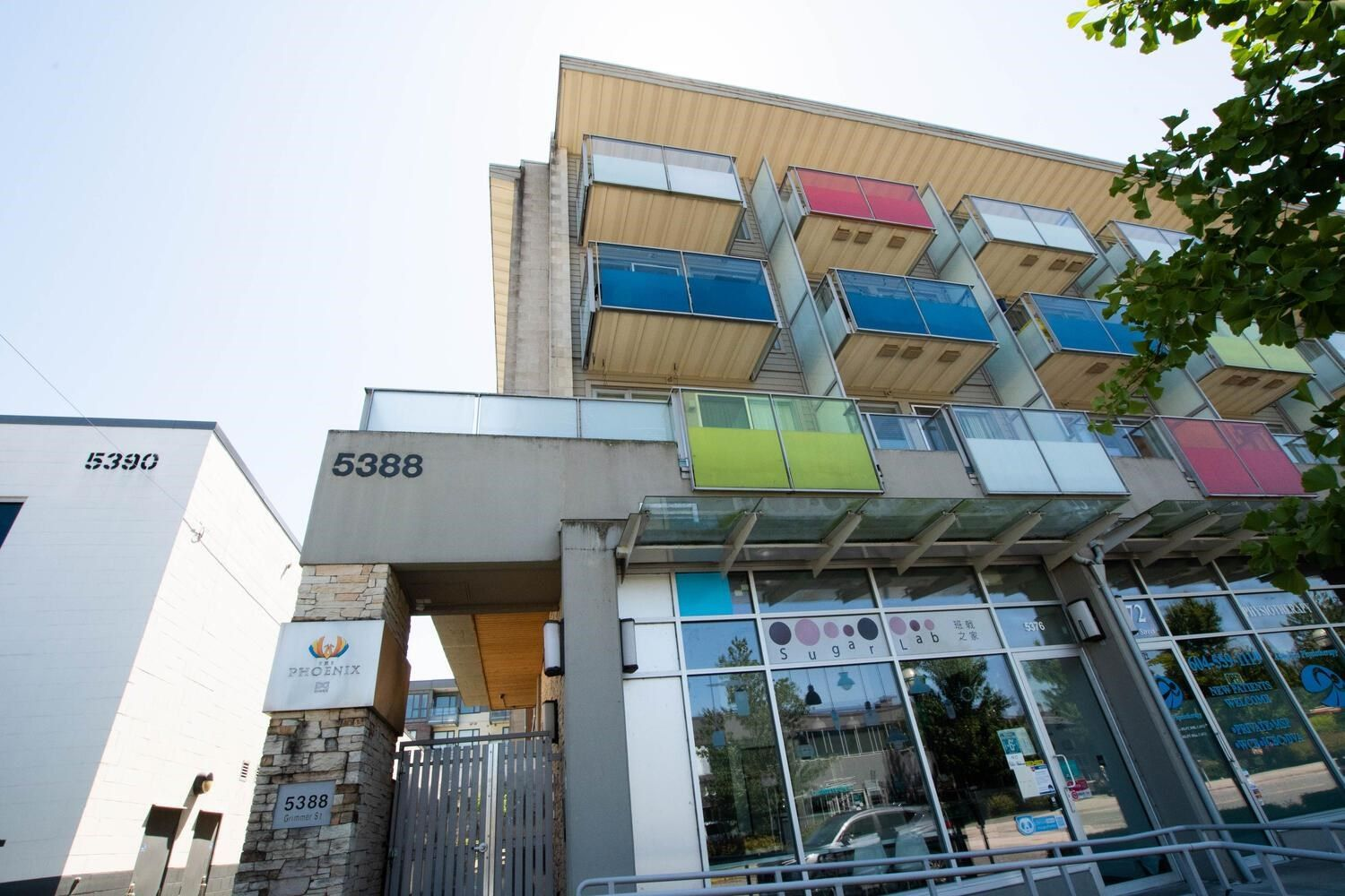"""Main Photo: 201 5388 GRIMMER Street in Burnaby: Metrotown Condo for sale in """"Phoenix"""" (Burnaby South)  : MLS®# R2596886"""