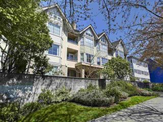 """Photo 1: 202 2355 W BROADWAY in Vancouver: Kitsilano Condo for sale in """"CONNAUGHT PARK PLACE"""" (Vancouver West)  : MLS®# R2464829"""