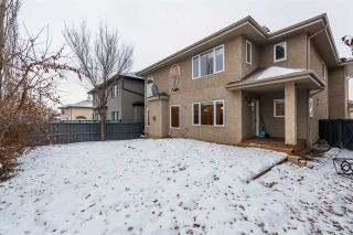 Photo 43: 3109 TREDGER Place in Edmonton: Zone 14 House for sale : MLS®# E4223138