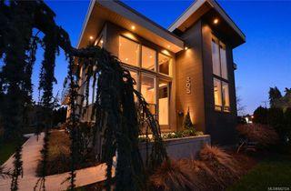 Main Photo: 305 Arnold Ave in Victoria: Vi Fairfield West Half Duplex for sale : MLS®# 842124