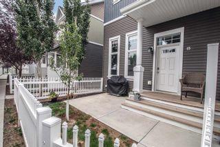 Photo 3: 15 4050 SAVARYN Drive in Edmonton: Zone 53 Townhouse for sale : MLS®# E4255249