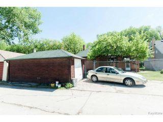Photo 18: 736 Clifton Street in WINNIPEG: West End / Wolseley Residential for sale (West Winnipeg)  : MLS®# 1412953