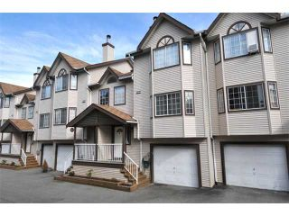 "Photo 1: 19 2352 PITT RIVER Road in Port Coquitlam: Mary Hill Townhouse for sale in ""SHAUGHNESSY ESTATES"" : MLS®# V945682"