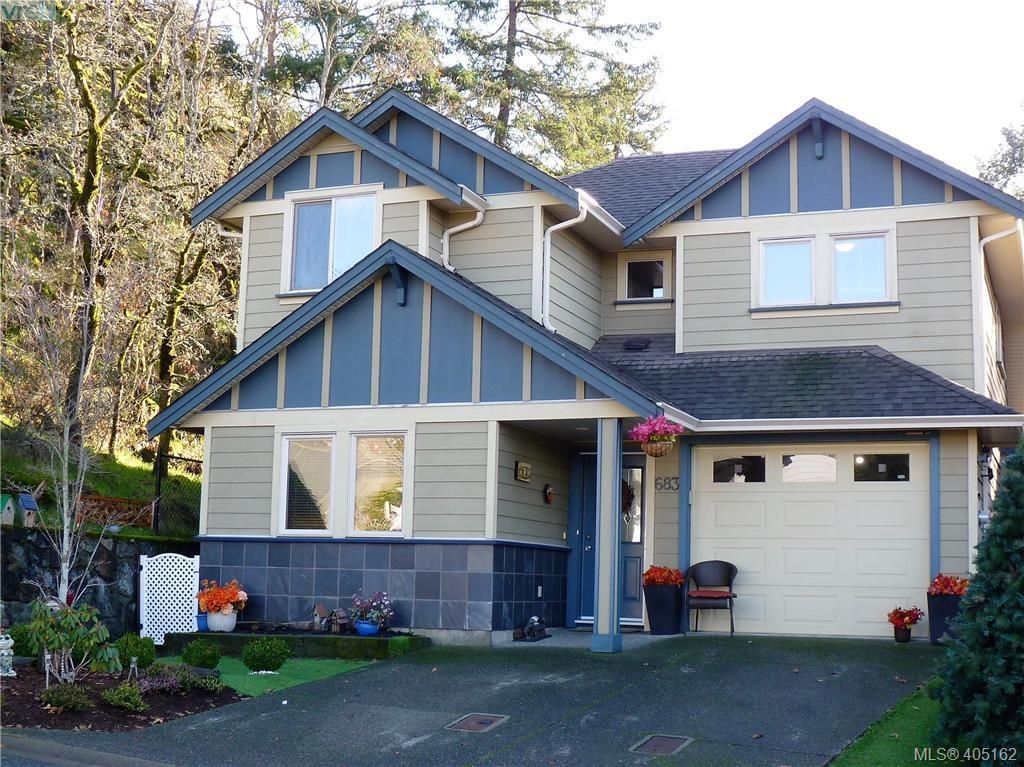 Main Photo: 683 Kingsview Ridge in VICTORIA: La Mill Hill House for sale (Langford)  : MLS®# 805062
