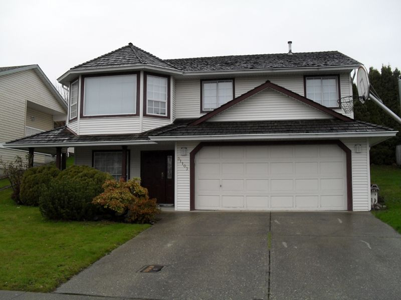 Main Photo: 31103 SIDONI AVE in ABBOTSFORD: Abbotsford West House for rent (Abbotsford)
