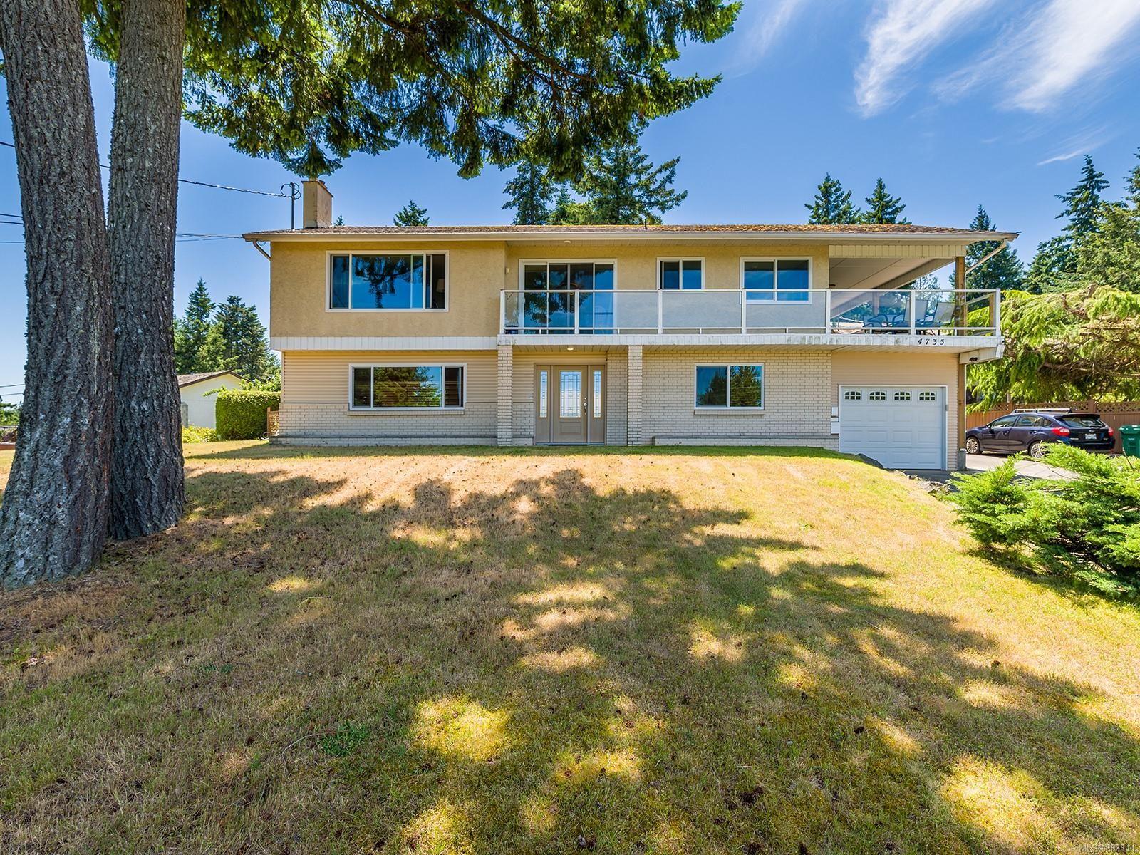 Main Photo: 4735 Lost Lake Rd in : Na North Nanaimo House for sale (Nanaimo)  : MLS®# 883311