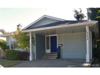 Photo 1: 10296 Gabriola Pl in SIDNEY: Si Sidney North-East House for sale (Sidney)  : MLS®# 691698