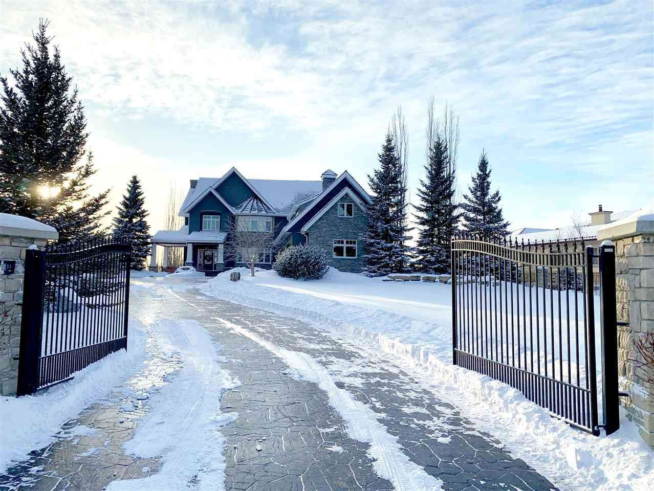 Main Photo: 60 Windermere Drive SW in Edmonton: House for sale