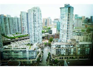 Photo 9: # 2610 63 KEEFER PL in Vancouver: Downtown VW Condo for sale (Vancouver West)  : MLS®# V1061654