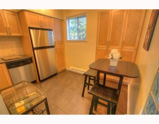 """Photo 6: 5 877 W 7TH Avenue in Vancouver: Fairview VW Townhouse for sale in """"EMERALD COURT"""" (Vancouver West)  : MLS®# v818670"""