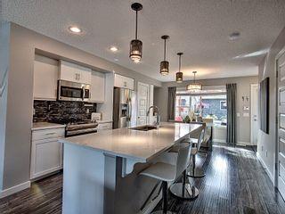 Photo 7: 16009 10 Avenue in Edmonton: Zone 56 House Half Duplex for sale : MLS®# E4262232