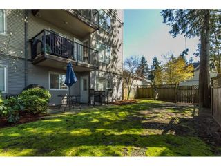 """Photo 19: 106 2581 LANGDON Street in Abbotsford: Abbotsford West Condo for sale in """"Cobblestone"""" : MLS®# R2154398"""