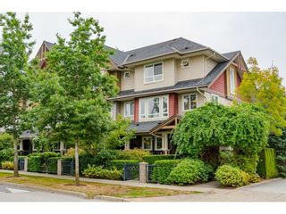 """Photo 2: 10 7088 191 Street in Surrey: Clayton Townhouse for sale in """"Montana"""" (Cloverdale)  : MLS®# R2500322"""