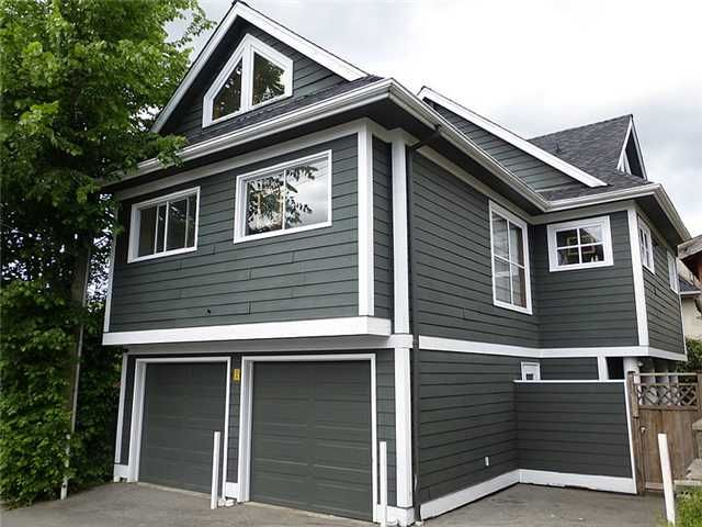 Main Photo: 1614 GRAVELEY Street in Vancouver: House for sale (Vancouver East)  : MLS®# V1065157