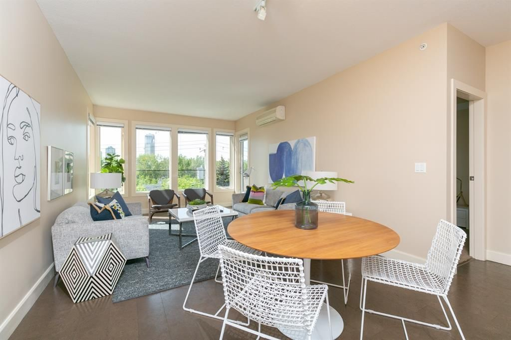 Main Photo: 410 1321 Kensington Close NW in Calgary: Hillhurst Apartment for sale : MLS®# A1113699