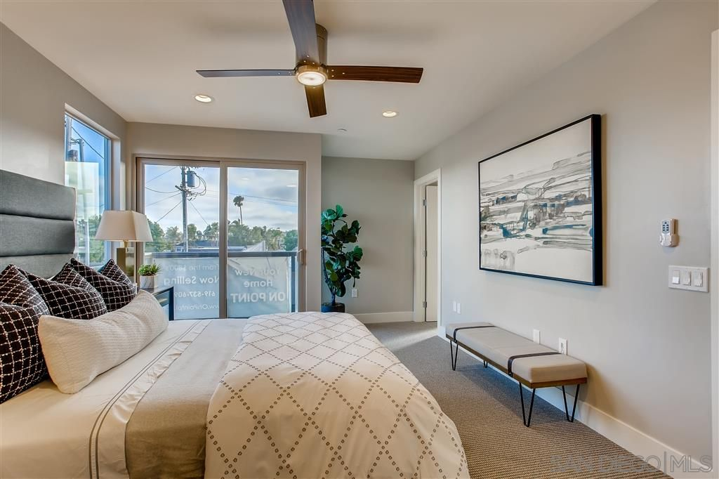 Photo 4: Photos: POINT LOMA Townhouse for sale : 2 bedrooms : 3030 Jarvis #7 in San Diego