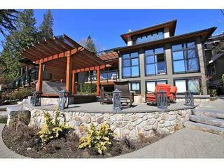 Photo 1: 3763 DOLLARTON Highway in North Vancouver: Roche Point Home for sale ()  : MLS®# V998593
