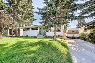 Main Photo: 5612 Ladbrooke Drive SW in Calgary: Lakeview Detached for sale : MLS®# A1128442