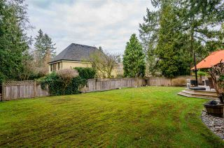 """Photo 39: 1837 134A Street in Surrey: Crescent Bch Ocean Pk. House for sale in """"Amble Greene"""" (South Surrey White Rock)  : MLS®# R2559447"""
