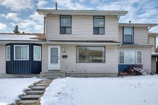 Main Photo: 747 Whitehill Way NE in Calgary: Whitehorn Semi Detached for sale : MLS®# A1087021